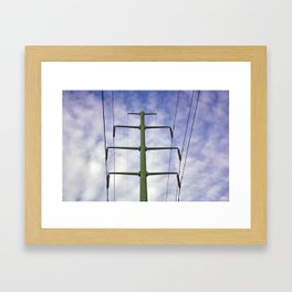 Wire Framed Art Print