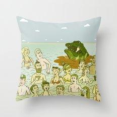 Florida!!! Throw Pillow