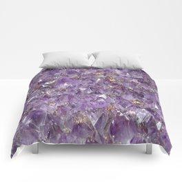 Amethyst 2 Comforters