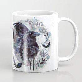 Full Moon Fever Dreams Of Velvet Ravens Coffee Mug