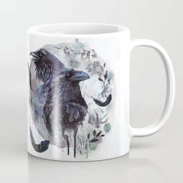 Full Moon Fever Dreams Of Velvet Ravens Coffee Mug