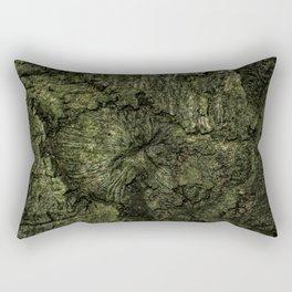 The Attractive Crevice Rectangular Pillow