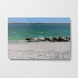 Floating Memories Metal Print