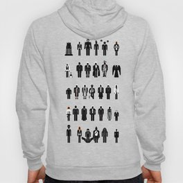 Time and Space Recognition Guide Hoody
