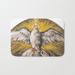 Come Holy Spirit Bath Mat