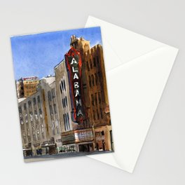 Alabama Theater Stationery Cards