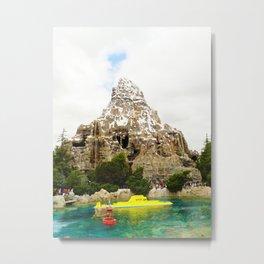 Matterhorn Mountain I Metal Print