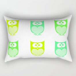 owls Rectangular Pillow