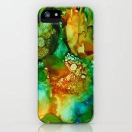 Emerald Impressions iPhone Case