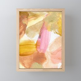 Senses F2 Framed Mini Art Print