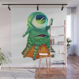 Alien (CY@) Wall Mural