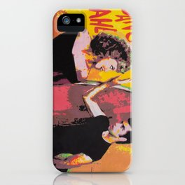 Danny and Sandy iPhone Case