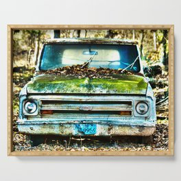 1967 Chevy Truck Serving Tray