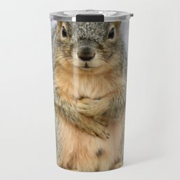Yes, May I Help You? Travel Mug