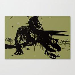 Trike Canvas Print
