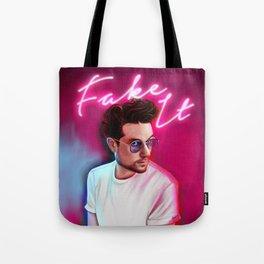 Dan Smit - Fake It Tote Bag