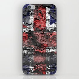Union Jack (United Kingdom Flag) iPhone Skin