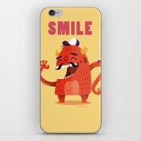 :::Smile Monster::: iPhone & iPod Skin