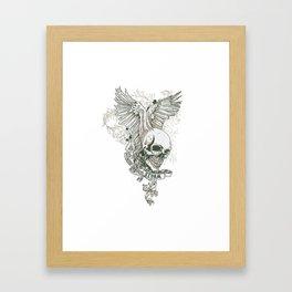 Storm MC Series Framed Art Print