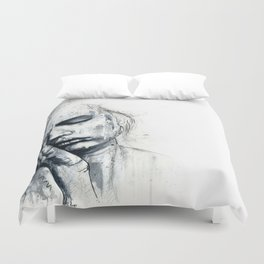 The Weight Duvet Cover
