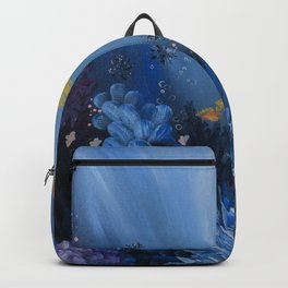 WHEN I THINK OF YOU Backpack