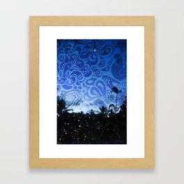 moonshines Framed Art Print