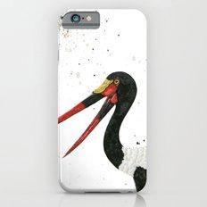 Saddle-billed Stork Quinn iPhone 6s Slim Case