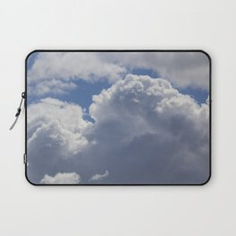 Cotton Wool Clouds Laptop Sleeve