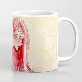 pink mermaid Coffee Mug