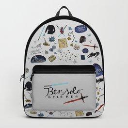 ben's doodles Backpack