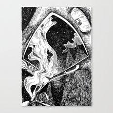 zZzonin Canvas Print