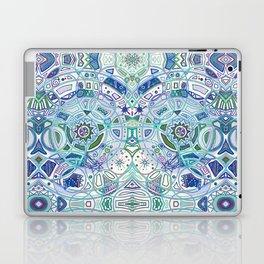 Cryptogram Laptop & iPad Skin