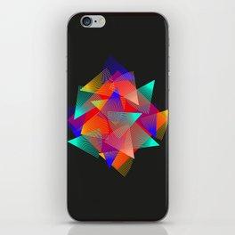 triangle ride iPhone Skin