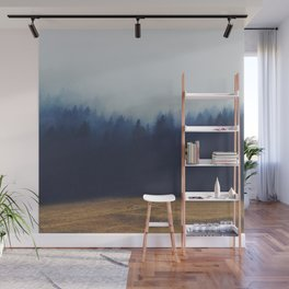 Misty Forest  2 Wall Mural