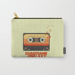 Music, Guardians of the Galaxy, Movie Carry-All Pouch