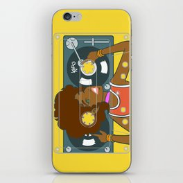 Köpke's Mixtape iPhone Skin
