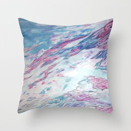 Disastrous Creations Throw Pillow