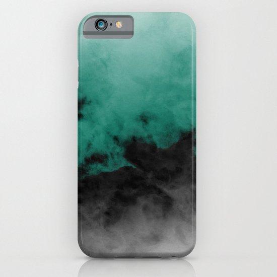 Zero Visibility Emerald iPhone & iPod Case