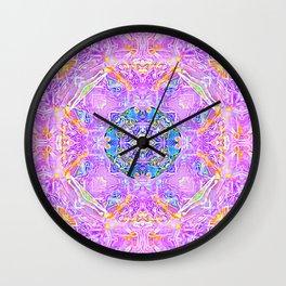 Transmute & Heal Wall Clock