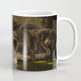Gengis and Fenris Coffee Mug