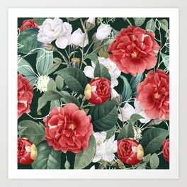 Botanical Wonder #nature #pattern Art Print
