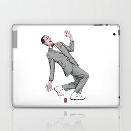 Pee Wee Herman #2 Laptop & iPad Skin
