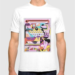 Daily stress and comfort T-shirt