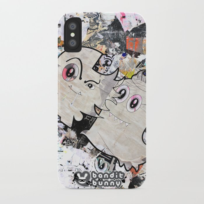 Two Sugar Monsters iPhone Case