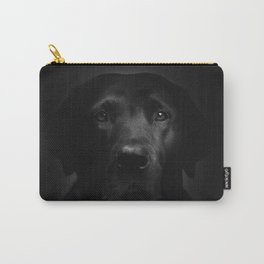 I met a girl (Black and white version) Carry-All Pouch
