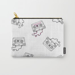 Back to the eighties with a vintage music tape Carry-All Pouch