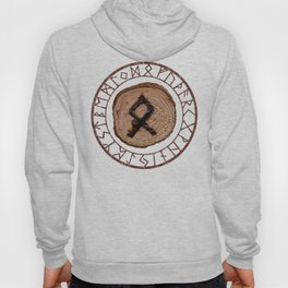 Othala Rune ancestral property, one's homeland or a sense of physical, mental, emotional, spiritual Hoody
