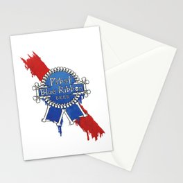 Pabst Bones Stationery Cards