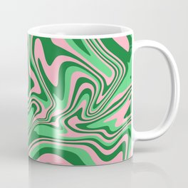 Abstract Fluid 21 Coffee Mug