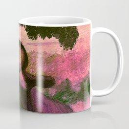 Cypress in Carmel California Coffee Mug